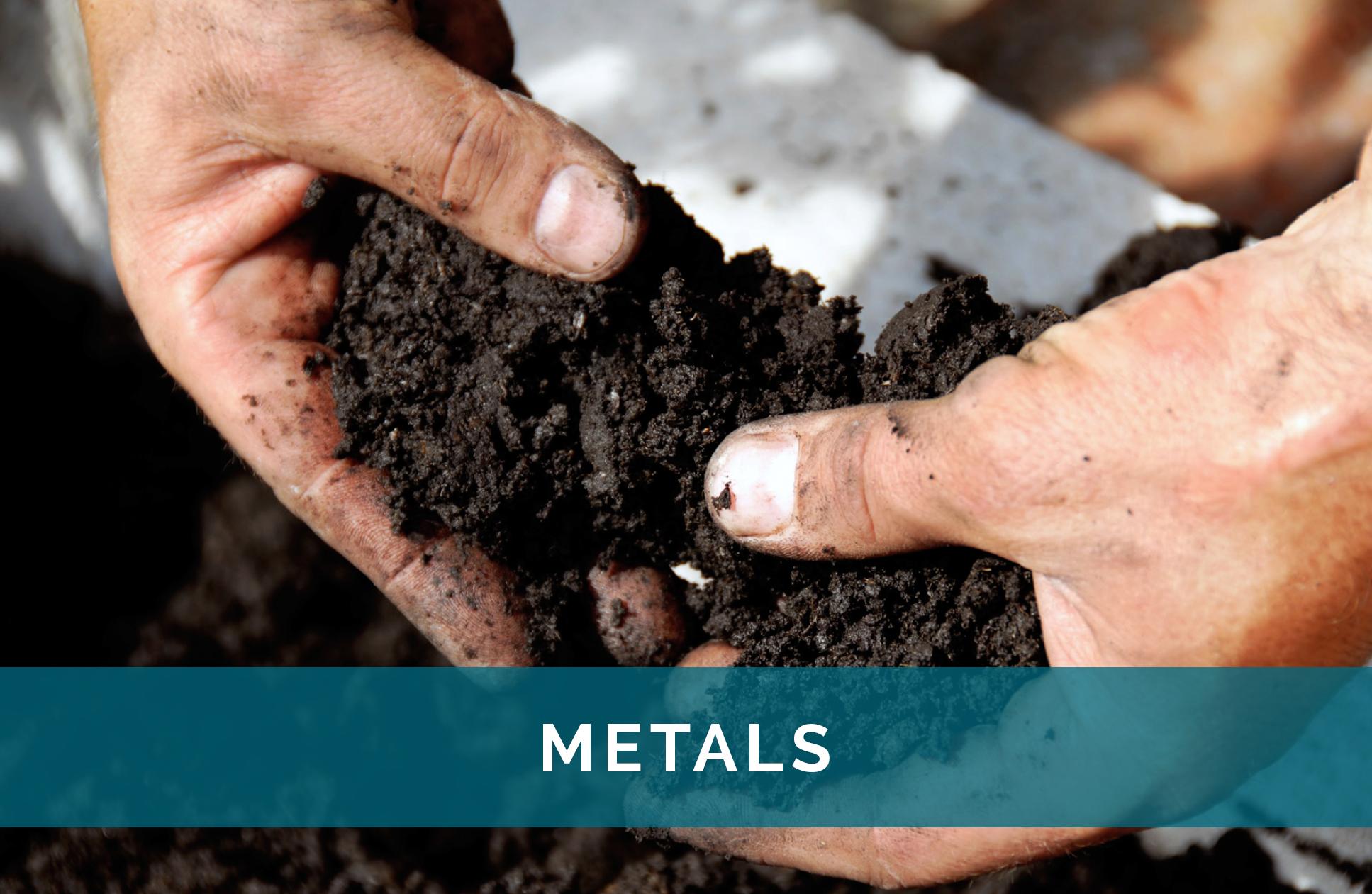 Metals - text